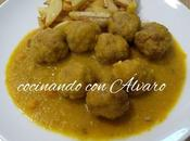 Albóndigas Salsa Berazategui