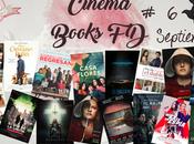 (Reseña Cine) Cinema Books Septiembre