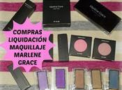 Compras Liquidación maquillaje Marlene Grace