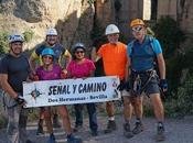 club Señal Camino, visita Ronda