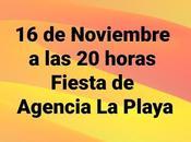 Fiesta agencia playa 2018