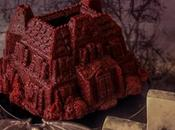 Haunted Manor Devil´s Bundt Cake