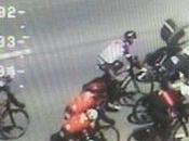 helicóptero Pegasus comienza denunciar ciclistas