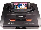 Juegos Mega Drive, historia consola