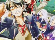 manga Crossover Seishun Kijinden! Gakuen finalizara próximo