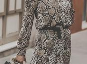Welcome jungle: snake print total look