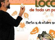Bibliotecas Cuentan 'Octubre loco, todo poco'