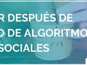 hacer después cambio algoritmo redes sociales