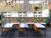 aulas excesivamente decoradas disminuyen atención precisión niños