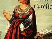 ¡¿Por Isabel Católica santa?!