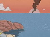 AQUAMARINE, juego exploración combates turnos inspirado mundos Moebius