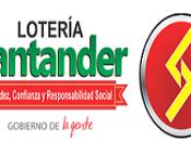 Lotería Santander viernes octubre 2018 Sorteo 4682
