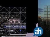 150: Pantallas Urbanas Transparentes. Pompidou Fundación Cartier