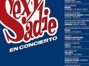 [Notícia] fechas confirmadas gira Sexy Sadie
