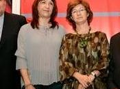Blanca portillo recoge premio excelencia picota jerte 2011