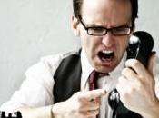 cliente enfadado hace daño empresa