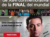 Xavi solidario