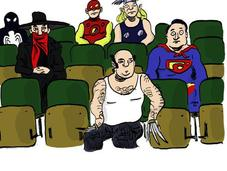 Estafador especial Salones Comic
