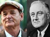 Bill Murray interpretará Franklin Roosevelt