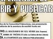 Crónica presentación Eloy Moreno, Olivia Ardey Raul Ariza.