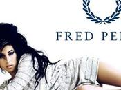 Winehouse para Fred Perry