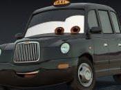 Nuevos personajes Cars2 toque 'British'