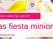 Ideas manualidades para decorar fiesta minions