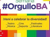 Buenos Aires. Semana Orgullo celebrando diversidad