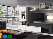 Muebles baratos: tips para decoración muebles modernos económicos