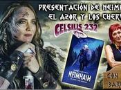 Presentación Neimhaim. azor cuervos Aranzazu Serrano Elia Barceló #Celsius2018