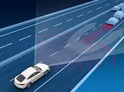 exhibe funciones conducción automatizada para mayor seguridad tráfico rodado