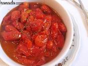 Tomatitos caramelizados
