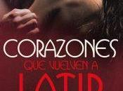 Reseña Corazones vuelven latir Claire Contreras