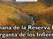 Semana Reserva Natural Garganta Infiernos