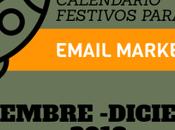 Organiza plan Marketing para Noviembre Diciembre 2018