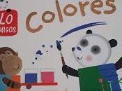 Reseña: Colores Lolo amigos.