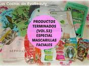 Productos Terminados (Vol.53) Especial Mascarillas!