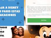 Gana viaje Disneyland París