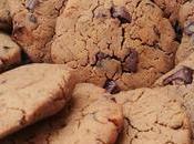 Galletas veganas garbanzos chocolate