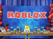 ideas para fiesta temática Roblox