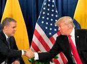 visita presidente Donald Trump Colombia.