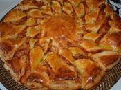 Estrella hojaldre queso palmesano
