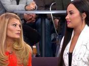 Madre Demi Lovato asegura hija tiene días sobria
