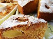Bizcocho jengibre, miel manzana