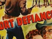 FORT DEFIANCE (USA, 1951) Western