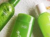 Tres productos Ziaja para rutina limpieza facial