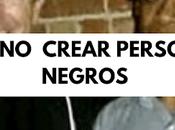 Cómo crear personajes negros historia