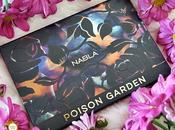 Aquí Poison Garden Palette Nabla Cosmetics