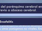Caso clinico neurologia cerebritis absceso cerebral