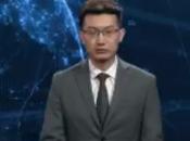 Crean Presentador Noticias Virtual China